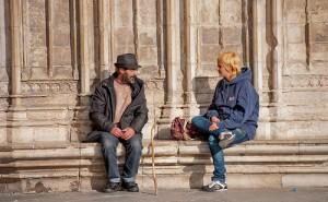 Strangers by DavidLohr Bueso